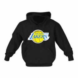 Детская толстовка Los Angeles Lakers
