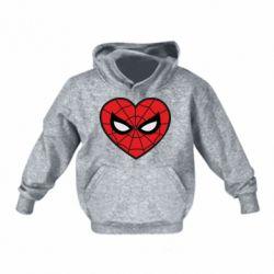 Дитяча толстовка Love spider man