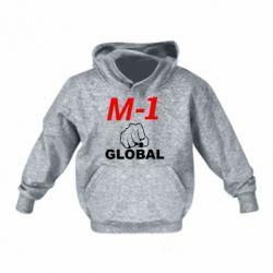 Детская толстовка M-1 Global