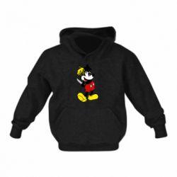 Дитяча толстовка Mickey XXXTENTACION