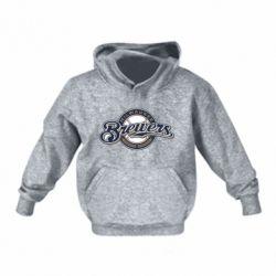 Дитяча толстовка Milwaukee Brewers