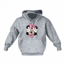 Дитяча толстовка Minnie Mouse