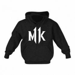 Дитяча толстовка Mk 11 logo