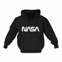 Дитяча толстовка NASA logo