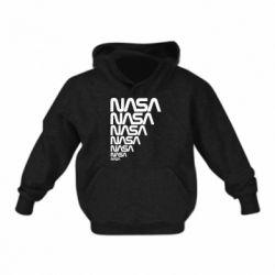 Детская толстовка NASA