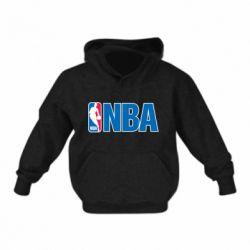 Детская толстовка NBA Logo