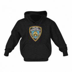 Дитяча толстовка New York Police Department