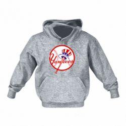 Дитяча толстовка New York Yankees