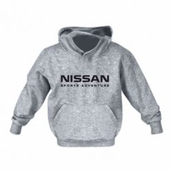 Дитяча толстовка Nissan Sport Adventure