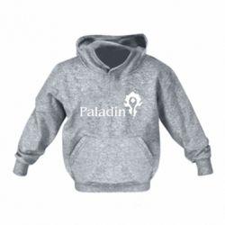Детская толстовка Paladin