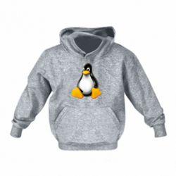 Дитяча толстовка Пингвин Linux