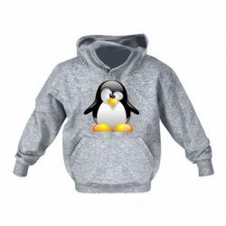 Дитяча толстовка Пінгвін