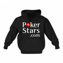 Детская толстовка Poker Stars
