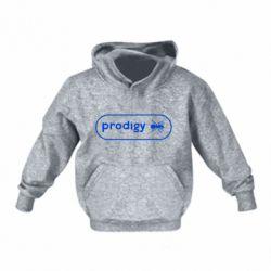 Дитяча толстовка Prodigy Логотип