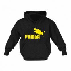 Дитяча толстовка Pumba