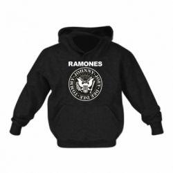 Дитяча толстовка Ramones