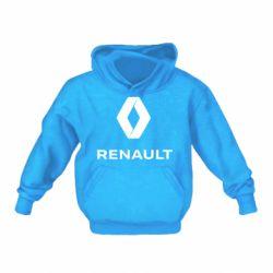Дитяча толстовка Renault logotip