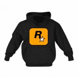 Дитяча толстовка Rockstar Games logo