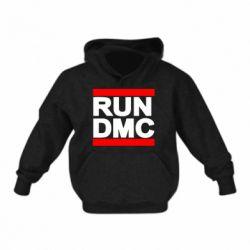 Детская толстовки RUN DMC - FatLine