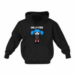 Дитяча толстовка Sally face pixel