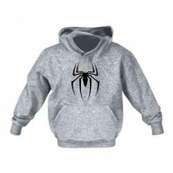 Детская толстовки Spider Man Logo - FatLine