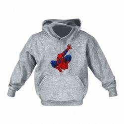 Детская толстовки Spiderman - FatLine
