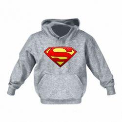 Детская толстовка Superman Logo