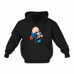 Дитяча толстовка Супермен Комікс