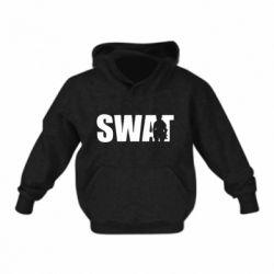 Детская толстовка SWAT
