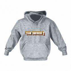 Детская толстовка Team Fortress 2 logo
