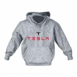 Детская толстовка Tesla