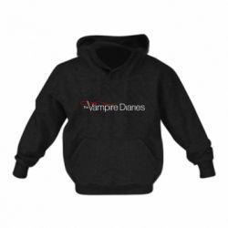 Дитяча толстовка The Vampire Diaries Small