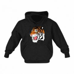 Дитяча толстовка Tiger roars