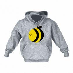 Детская толстовка толстая пчелка