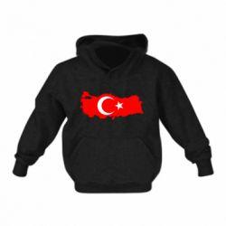 Детская толстовка Turkey