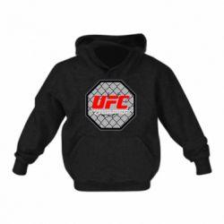 Детская толстовка UFC Cage