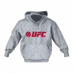 Детская толстовка UFC Main Logo