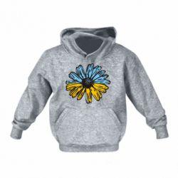 Дитяча толстовка Українська квітка
