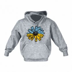 Детская толстовка Українська квітка