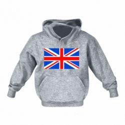 Детская толстовка Великобритания