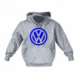 Дитяча толстовка Логотип Volkswagen