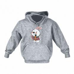 Дитяча толстовка Winter bunny