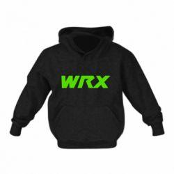 Дитяча толстовка WRX