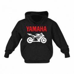 Дитяча толстовка Yamaha Bike