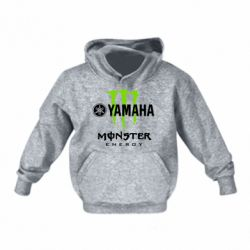 Дитяча толстовка Yamaha Monster Energy