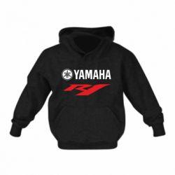 Детская толстовка Yamaha R1