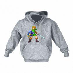 Детская толстовка Zelda