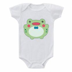 Дитячий бодік Baby frog