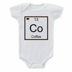 Дитячий бодік Co coffee