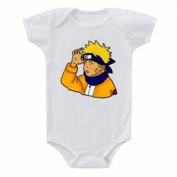 Детский бодик Narutooo